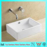 Ovs Foshan Ceramics Sanitary Wares Square Art Basin