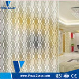 4-6mm Moulded Art Glass for Decorative Glass