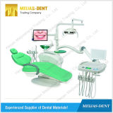 Dental Chair/Dental Chair Unit/CE FDA Dental Chair/LED Operation Lamp Dental Unit/Top Mount Dental Unit/European Style Dental Unit