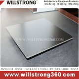 Willstrong 4mm Black Brushed Acm for Exterior Wall Cladding