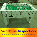 Kicker Table Inspection Services in China / Pre-Shipment Inspection / Sunchine Inspection Your Reliable Partner in China