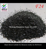 Black Carborundum for Abrasive Media