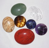 Semi Precious Stone Crystal Gemstone Cabochon/Cobochon Setting Stone Accessories Gifts<Esb01643>