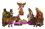 Polyresin Nativity Set of Christian Figurine