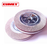 Abrasive Flap Wheel with Flange