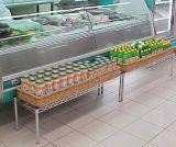 Supermarket Display Wire Metal Shelves