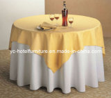 High Quality Classy Double Layers Table Cloth (YC0299)