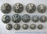 Compressor Wheels GT15-GT25 for Turbocharger Repair Service, with SGS TS16949
