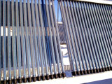 Roof Intergrated Heatpipe Solar Collector