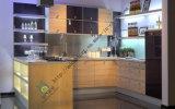 2016 Best Seller Melamine Kitchen Cabinet Design (ZS-115)