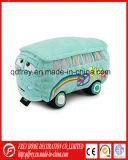 Cute Huggable Plush Bus Model for Children