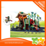 Commercial Outdoor Plastic Kids Play Equipment Manufacture for School