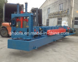 Hot Sale C Z Purlin Steel Shape Frame Roll Forming Machine