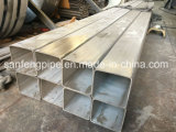 China Manufacturer Hollow Galvanized Stainless Square Steel Pipe with High Quality
