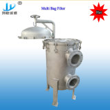 316 Stainless Steel Multi Bag Filter Housing