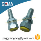 28611 Hydraulic Carbon Steel Flare Fitting Forged Swivel Joint JIS Hydraulic Fitting