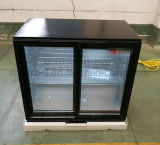 Beer Chiller with 2 Door Back Bar Cooler Sells Directly From Factory