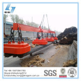 Bundled Profiled Steel Lifting Electromagnet MW12