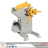 Manual and Automatic Steel Coil Uncoiler for Press Lines (ME-400)