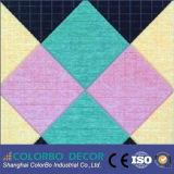 High Density Fiberglass Polyester Fiber Acoustic Panel