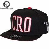High Quality Classic Design Flat Bill Hat Snapback Cap