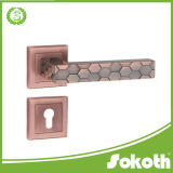 Mac Door Handle with Escutcheon