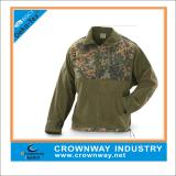 Winter Warm Outdoor Fashion Fleece Jacket for Men