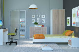 Simple Design Kids Bedroom Furniture Children Bedroom Furniture (HF-EY08115)