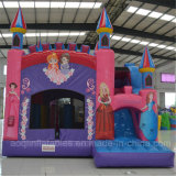 Aoqi Design Inflatable Princess Lovey Bouncer (aq732)