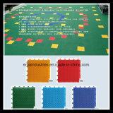 PVC PP Rubber Interlocking Floor Mat