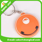 Eco-Friendly Rubber Keychain Productfor Decoration (SLF-KC046)