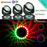 RGBW LED Effect Lighting Night Club DJ Lights for Head