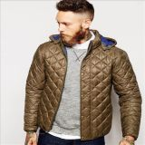 2016 Factory Direct Sales Clothes Man′s Winter Quitled Jackets