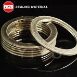 Graphite and Stainless Steel Material Spiral Woun Gasket with Raw Material: 304/316/316L/Soft Iron