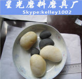 White Beach Pebbles / Cobble Stone / White Stone Pebble