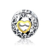 Authentic 925 Sterling Silver Bead Accessory Jewelry