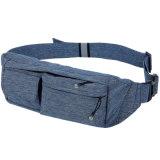 Running Waist Bag, Unisex Waterproof Waist Bag