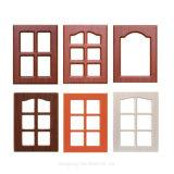 18mm PVC Glass Kitchen Cabinet Door