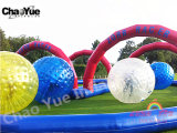 OEM Inflatable Roller Grass Zorb Ball for Sport Game (CYZB-507)