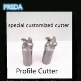 Customized Special Cuttter of Profile End Mills