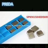 Black Color High Quality Carbide Tips Spkn1504edskr