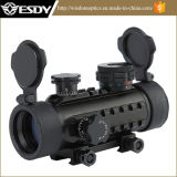 Tactical Hunting 20mm Rails 1x30 Red and Green DOT Sight