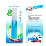OEM Breath Freshener Spray / Teeth Whitening Mouth Accelerator Spray