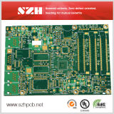 Fr4 Immersion Gold PCB Massage Chair Controlling PCB Circuit Board PCBA