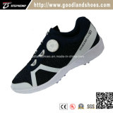 New Men′s Lightweight Casual Golf Shoes with Mesh 20217