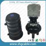 48 Cores Dome Shirnkable Fiber Optic Splice Closure (FOSC-D01)