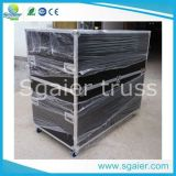 Machine Case PRO Flight Case on Wheels From China Factory