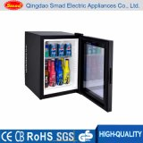 Smad Wholesales Price 24L Glass Door No Noise Hotel Minibar