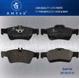 Super Quality Rear Brake Pad Set 0074201020 E-Class W211 W221