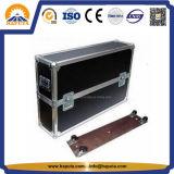 "Black Professional 42-50"" Plasma LCD Rack Flight Case (HF-1310)"